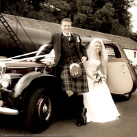 Angela and David, Crieff, Perthshire